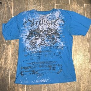 Men's Archaic by Affliction Graphic T-shirt